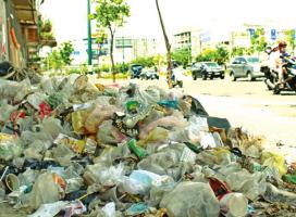 Ngăn chặn nhựa tự phân hủy dỏm